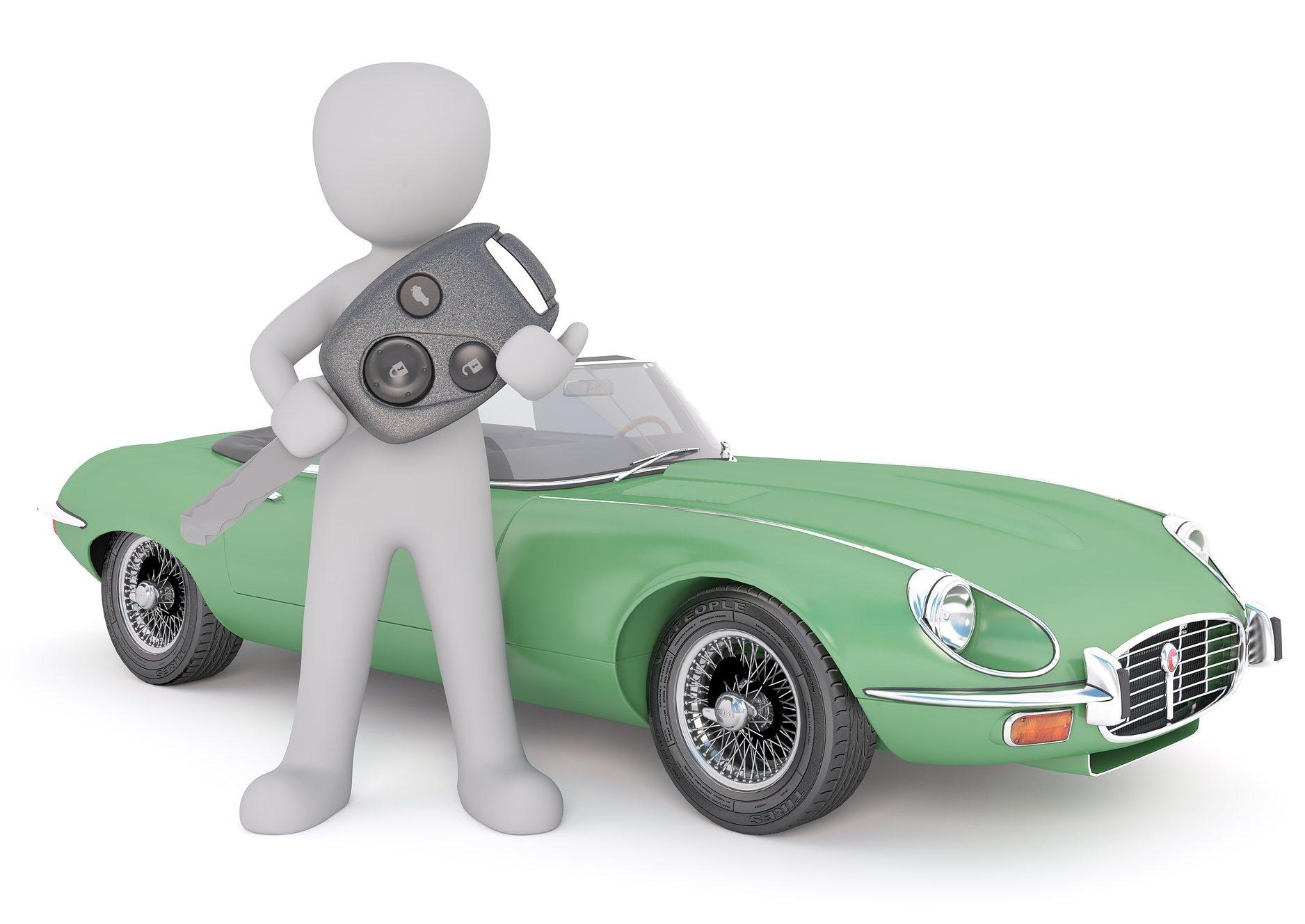 Comprar o primeiro carro