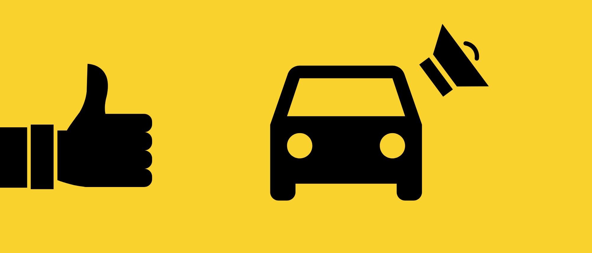 comunicação no trânsito