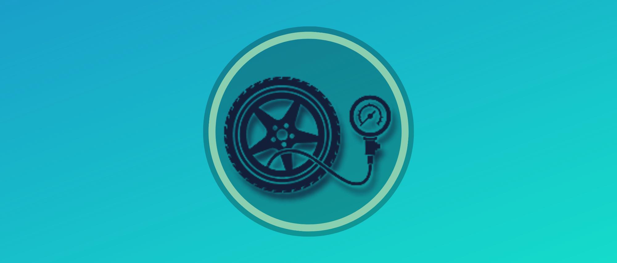 calibragem de pneus dimas
